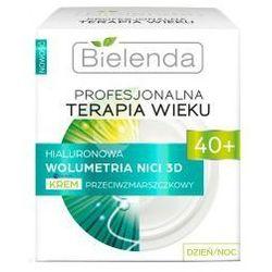 Bielenda PTW Hialuronowa Wolumetria Nici 3D 40+ (W) krem przeciwzmarszczkowy na dzień/noc 50ml
