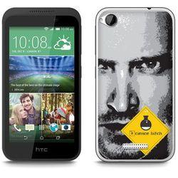 Fantastic Case - HTC Desire 320 - etui - science
