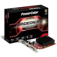 Karta graficzna POWERCOLOR Radeon R5 230 2GB