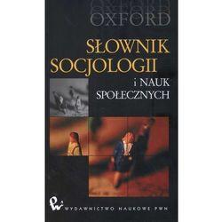 Słownik socjologii i nauk społecznych (opr. miękka)