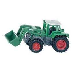 Siku 10 - Traktor Fendt ze spycharką S1039