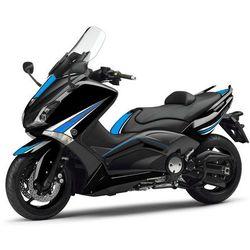 Zestaw naklejek PUIG do Yamaha T-Max 530 (niebieskie 7913)