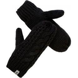 The North Face W Cable Knit Mitt Tnf Black L/XL - Gwarancja terminu lub 50 zł! - Bezpłatny odbiór osobisty: Wrocław, Warszawa, Katowice, Kraków
