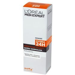 Loreal Paris Men Expert Nawilżajacy krem do twarzy dla mężczyzn do skóry normalnej Hydra 24h 75 ml