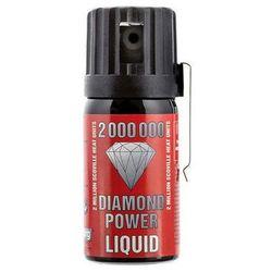 Gaz pieprzowy Sharg Diamont Power Liquid 40 ml Cone - 21040-C