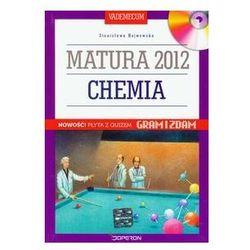 Chemia Vademecum z płytą CD Matura 2012