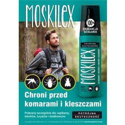 Dermapharm Moskilex spray dla ludzi przeciw kleszczom, komarom i meszkom 90ml