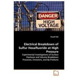 Electrical Breakdown of Sulfur Hexafluoride at High Pressure