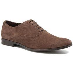 promocje - 20% Buty sznurowane Marvin&Co Nicolieu Męskie Brązowe 100 dni na zwrot lub wymianę