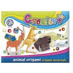 Zestaw kreatywny Origami ASTRA Zwierzaki 5+
