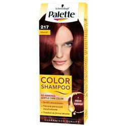 PALETTE Color Shampoo 217 Mahoń Szampon koloryzujący