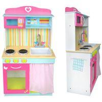 Kuchnia Dla Dzieci Z Akcesoriami Krzeselko Porownaj Zanim Kupisz