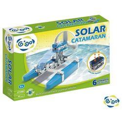 GIGO Zestaw konstrukcyjny: Solar - Katamaran 7398, 44 elementy