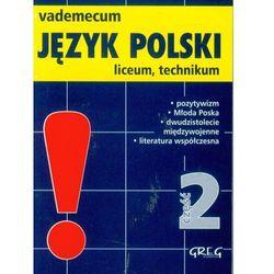 Vademecum mini Język polski 2 (opr. miękka)