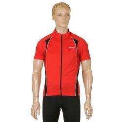 koszulka rowerowa Craft 1901287/AB Jersey - 2430/Bright Red