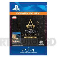 Assassin's Creed Origins - season pass [kod aktywacyjny]