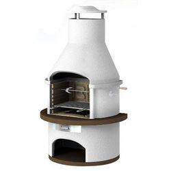 Grill betonowy Rondo wersja 7