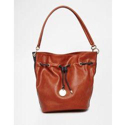 Dune Slouchy Bucket Bag - Tan
