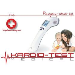 KARDIO-TEST Termometr bezdotykowy wielofunkcyjny KT-50 PRO
