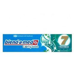 Blend-a-Med Complete7 Mouthwash Extreme Mint (U) pasta do zębów 150ml