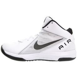 Nike Performance THE AIR OVERPLAY IX Obuwie do koszykówki white/black/pure platinum