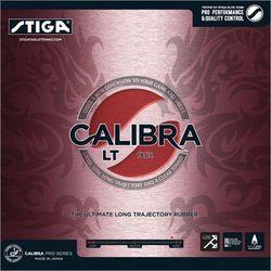 STIGA Calibra LT Plus - Okładzina - Czerwona