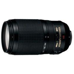 Obiektyw NIKON 70-300mm f/4.5-5.6G AF-S VR