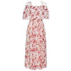 18dcfc391c suknie sukienki czerwona dluga koronkowa suknia wieczorowa koronkowe ...