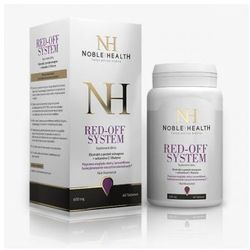 Noble Health Red-Off System POPRAWA WYGLĄDU SKÓRY 60 tabletek