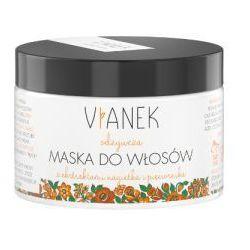 Odżywcza maska do włosów - Vianek