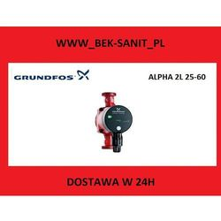 GRUNDFOS POMPA CO ALPHA 2L 25-60