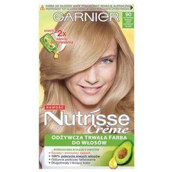 Nutrisse Creme farba do włosów 90 Bardzo jasny naturalny blond