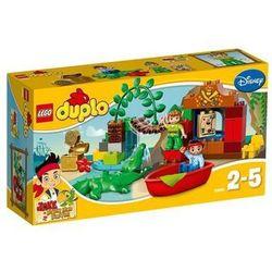 Lego DUPLO Jake odwiedziny piotrusia pana 10526