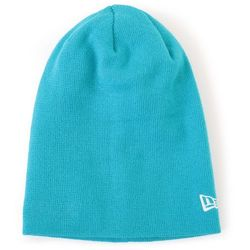 NEW ERA CZAPKA NE ORIGINAL BASIC LONG KNIT TURQUOISE