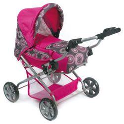 BAYER CHIC 2000 Wózek wielofunkcyjny dla lalek Piccolina 557 87