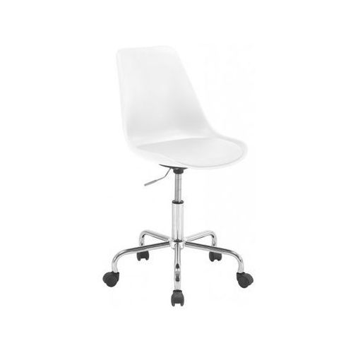 Actona Krzesło Biurowe Dima obrotowe białe 0000063748
