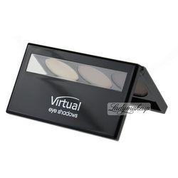 Virtual - Eye shadows - Cienie do powiek-204 NIGHT MADNESS