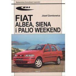 Fiat Albea, Siena i Palio Weekend - Józef Zembowicz (opr. broszurowa)