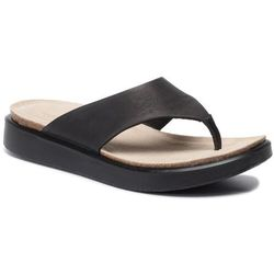 Japonki ECCO Corksphere Sandal 27180301001 Black