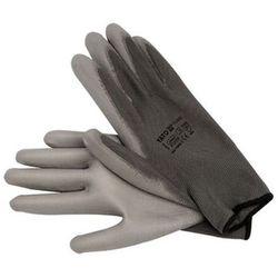 Rękawice robocze nylonowe 10cal Yato