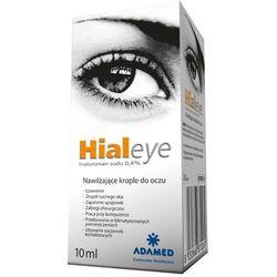 HIALEYE 0,4 Nawilżające krople do oczu - 10 ml 5