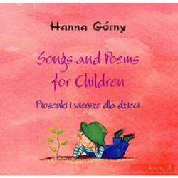 Songs And Poems For Children Piosenki I Wiersze Dla Dzieci + Cd (opr. miękka)