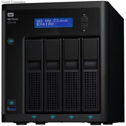 WD My Cloud EX4100 16TB (4 x 4TB WD Red)