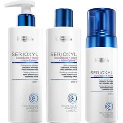 L'Oreal Professionnel Serioxyl Kit 3 for Sensitised Hair 625ml