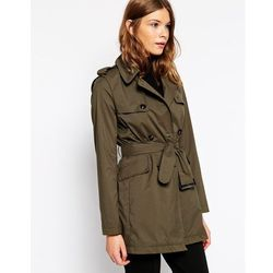 Cooper & Stollbrand Neat Trench - Green