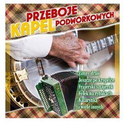 Przeboje kapel podwórkowych (CD) - Dostawa zamówienia do jednej ze 170 księgarni Matras za DARMO