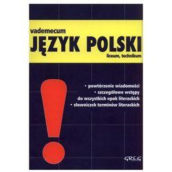Język polski, Vademecum, Greg