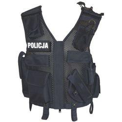 Kamizelka taktyczna Policji - granatowa