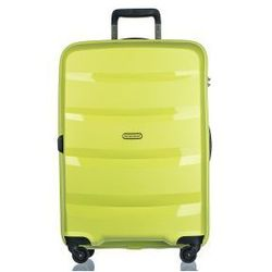4a6c140cbb9e8 PUCCINI walizka duża PP012 kolekcja ACAPULCO 4 koła materiał polipropylen  zamek szyfrowy TSA