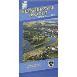 Kędzierzyn-Koźle. Plan miasta. 1:20 000. PGK (opr. miękka)